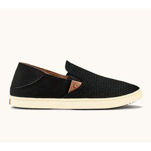 Olukai Pehuea Women's Slip-On Sneakers Size 7